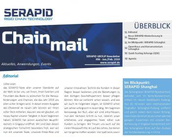 Chain Mail #6 SERAPID