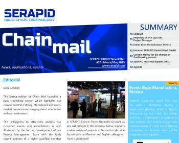 Chain Mail #7 SERAPID